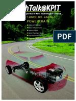 Techtalk April June 2014 Powertrain
