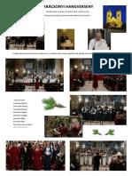 Karácsonyi Hangverseny (2015.12.16.)