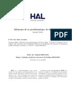 Feller (L.)_Éléments de La Problématique Du Fief en Italie (Die Gegenwart Des Feudalsmus, Göttingen, 2000, 153-174)