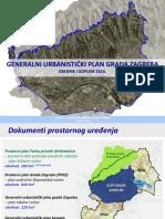 GUP grada Zagreba 2016. - prezentacija