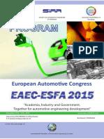 Program congres 2015