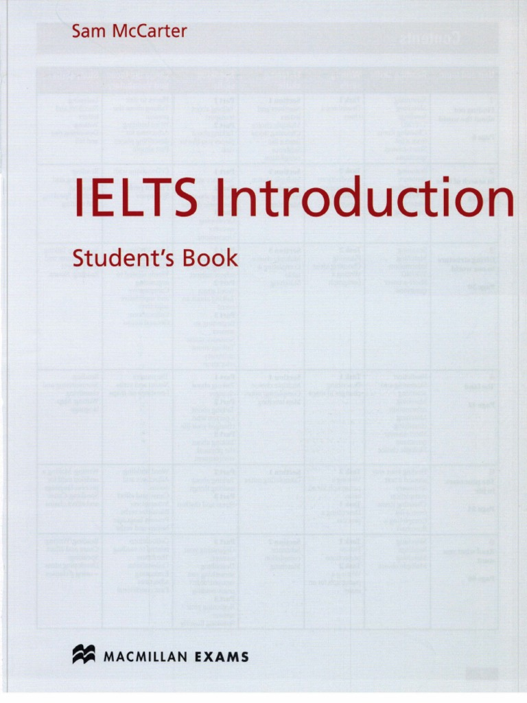 IELTS Intro For You | International English Language Testing System