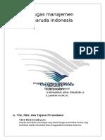 Manajemen Pt Garuda Indonesia