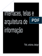 Aula sobre interfaces
