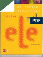 Nuevo ELE Inicial 1-Libro Del Alumno