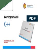 C++ Latihan