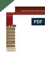 Análisis del procedimiento disciplinario judicial en el Código de Ética del Juez Venezolano y la Jueza Venezolana.docx