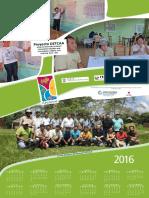 Afiche Calendario Proyecto DETCAA