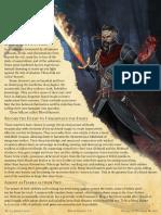 Blood Hunter Class D&D Ed.5