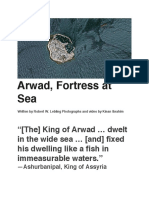 Arwad, Fortress at Sea - AramcoWorld, Jan/Feb 2016