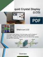 lcd presentaion