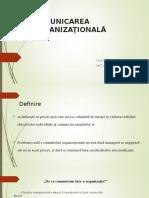 Comunic. Org. Ppt