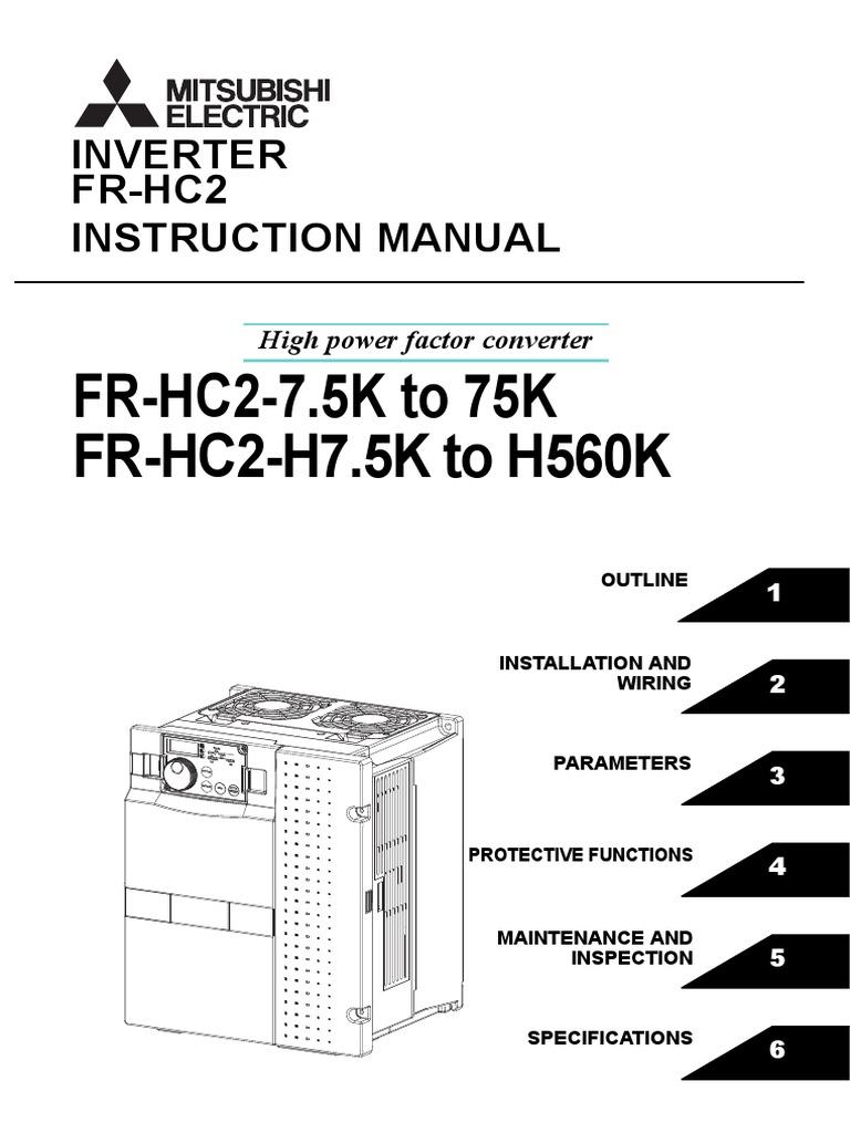 FR-HC2-7.5K to 75K FR-HC2-H7.5K to H560K