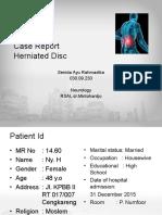 Case Repor Neurologi