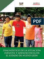 La Infancia Cuenta Nuevo León 2012