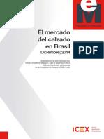Mercado de Calzado en Brasil 2014