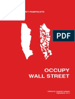 Funambulist 05 Occupy Wall Street eBook