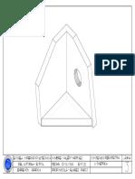 isometria de una maqueta