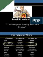 Grp 1 Level 5 Leadership