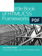The Little Book of HTML CSS Frameworks (2015)