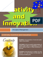 Creativity and Innovation Final (1)