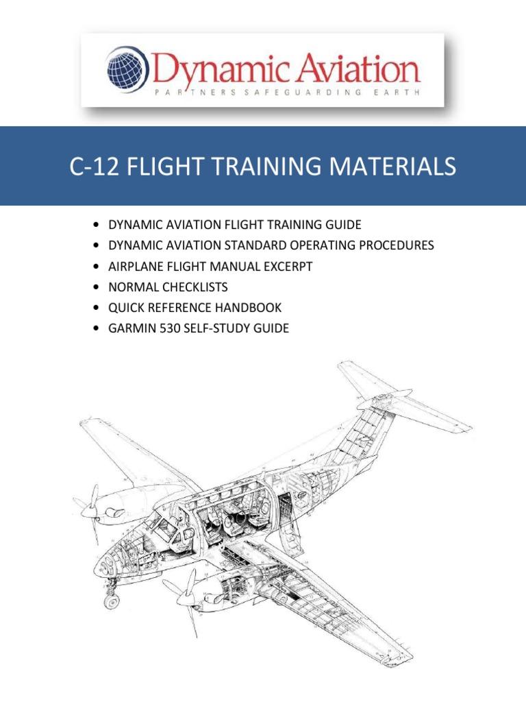 C12 Training Materials - Whole Package | Pilot (Aeronautics) | Instrument  Flight Rules