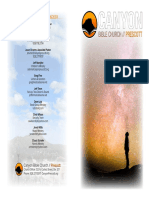 2016_1_10 - Canyon Prescott Worship Guide