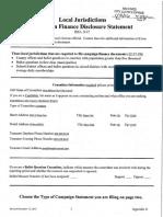 Greg Neitzert finance report
