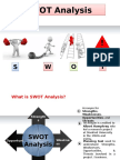 223pmg 4chapter 4- Swot Analysis