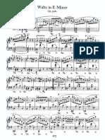 2 Waltzes, Op ph