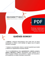 Presentación Sobitec