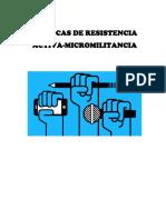 Tecnicas de Resistencia Activa-Micromilitancia