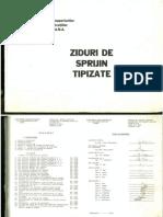 Catalog Iptana Ziduri de Sprijin Tipizate