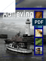 Achieving Sustainable Communities - A Guidance Manual for Local Government