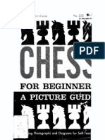 Al Horowitz - Chess for Beginners - A Picture Guide