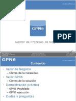 GPN6 la solución BPM de Aleph Software