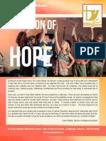 horizion of hope 1