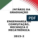 Ementário Engenharias 2015 2 Insper