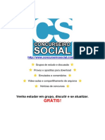 Concurseiro Social - Lei de Inelegibilidades Comentada