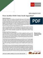 Does Another Debt Crisis Await Argentina