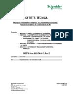 C.oferta Tècnica E02134-2013Rev(7)-Cerro Verde--Bco de MT y Envolvente x