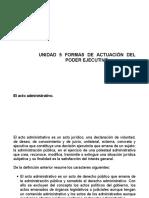 Derecho Administrativo unidad 8