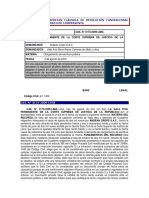 En Casación Interpretan Cláusula de Resolución Convencional Contenida en Contrato de Compraventa