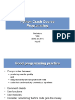 Python Lectures 3