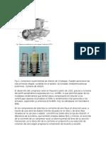 Compresor Axal EFICIENCIA