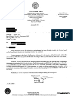 NJDCR Letter - Discrimination Case Closed