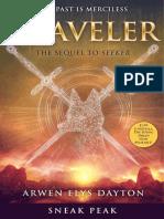 Traveler (Seeker) by Arwen Elys Dayton