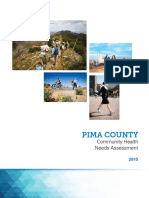 Pima County Health Assessment