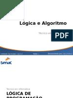 UC - Logica e Algoritmo - Aula 01