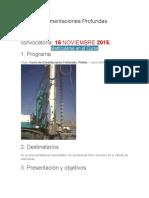 Temas Para Diseño de Pilotes